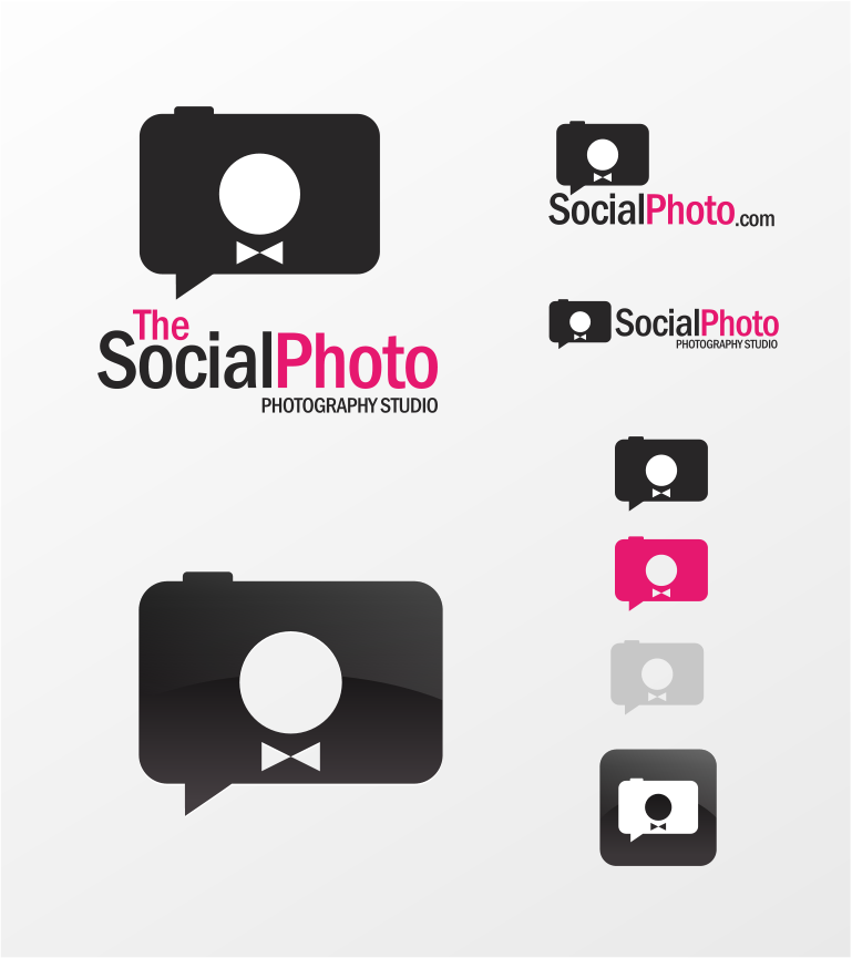 Logo Design by Jorge Sardon - Entry No. 91 in the Logo Design Contest New Logo Design for the social photo.