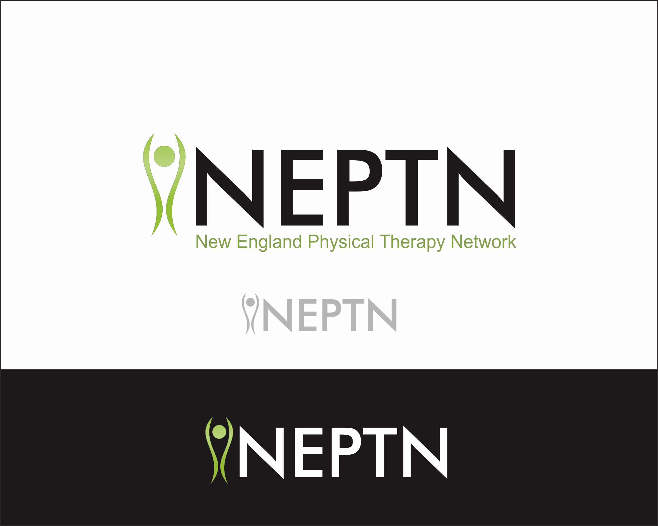 Logo Design by Achmad Zakiyuddin - Entry No. 45 in the Logo Design Contest Fun Logo Design for NEPTN - New England Physical Therapy Network.