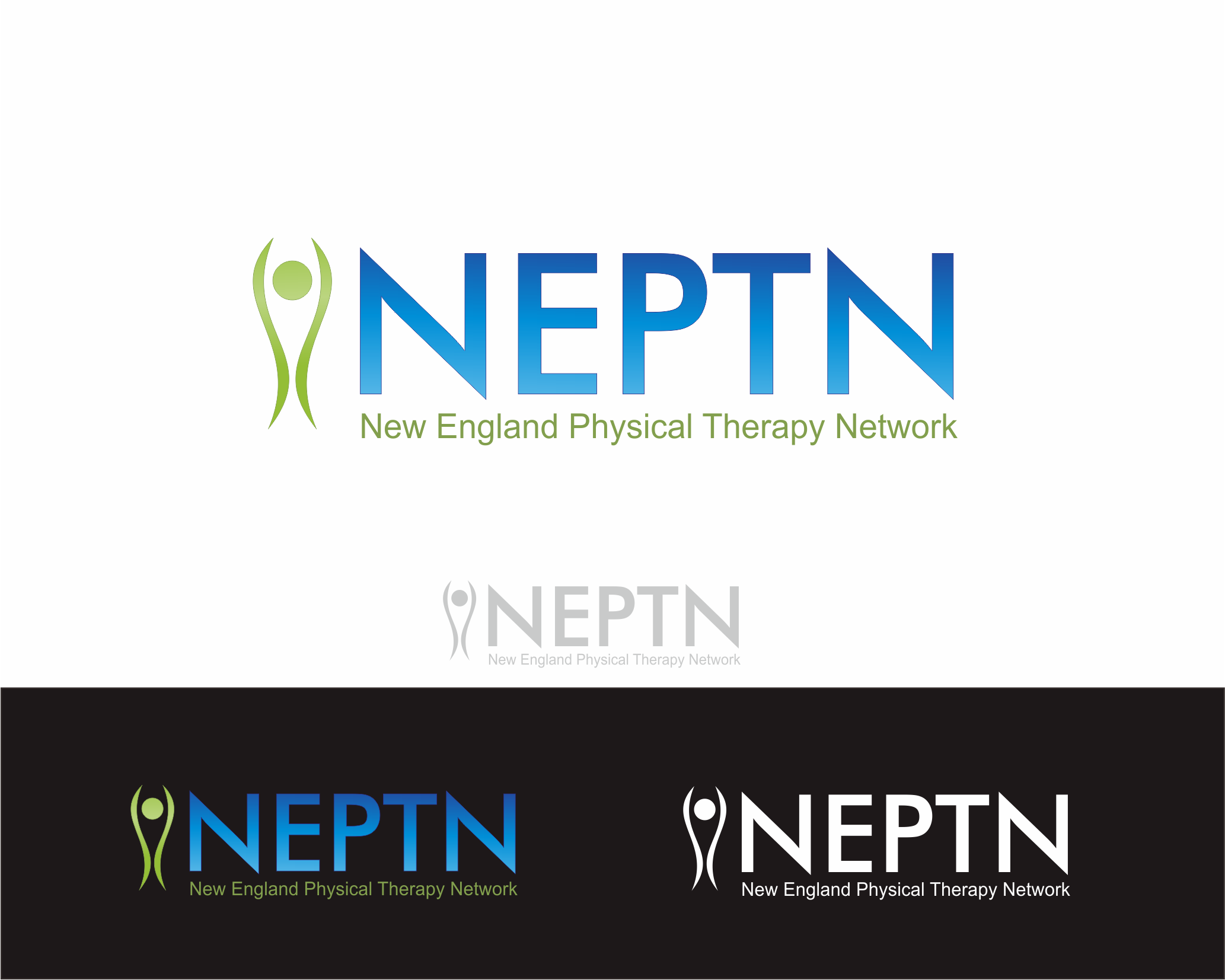 Logo Design by Achmad Zakiyuddin - Entry No. 46 in the Logo Design Contest Fun Logo Design for NEPTN - New England Physical Therapy Network.