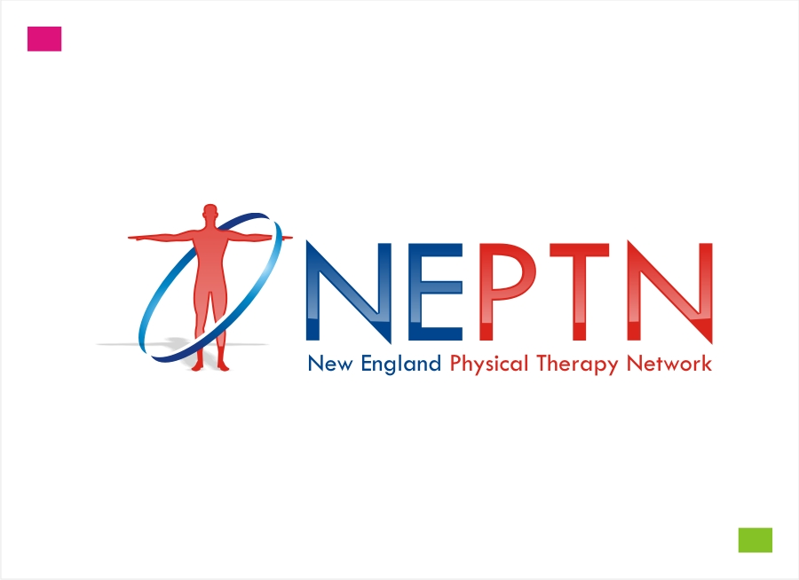 Logo Design by Private User - Entry No. 55 in the Logo Design Contest Fun Logo Design for NEPTN - New England Physical Therapy Network.