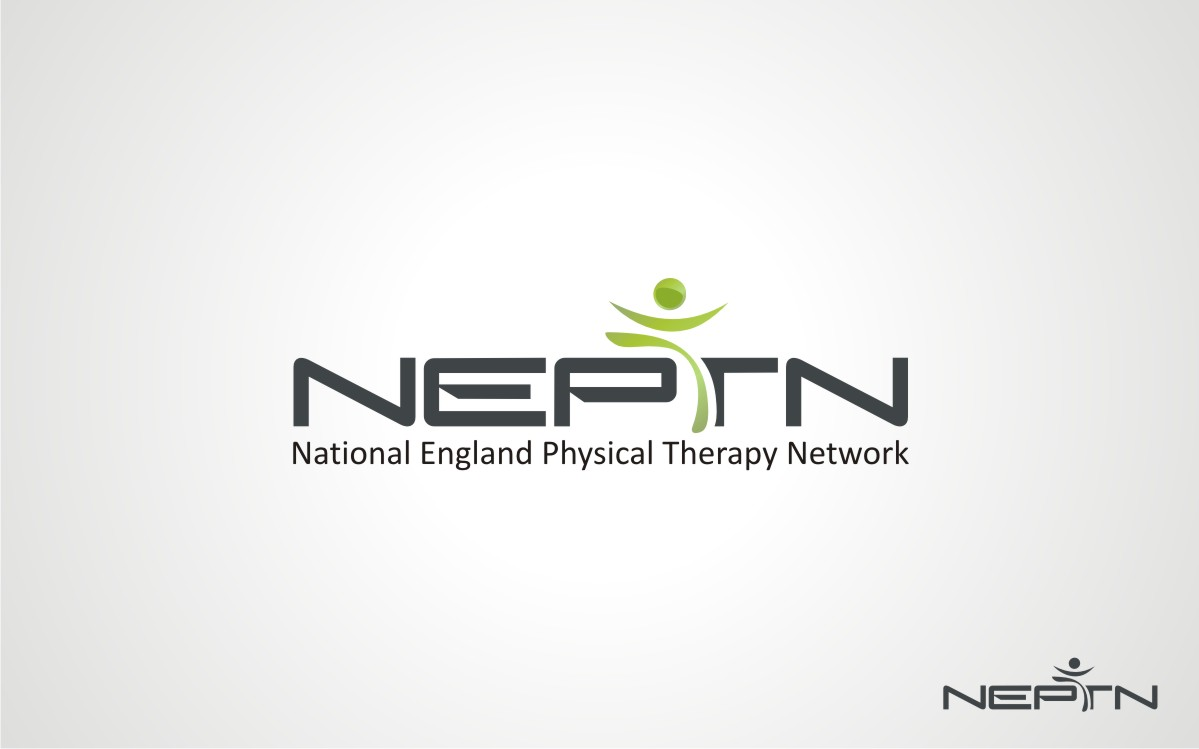 Logo Design by Eric White Origami Associates - Entry No. 73 in the Logo Design Contest Fun Logo Design for NEPTN - New England Physical Therapy Network.