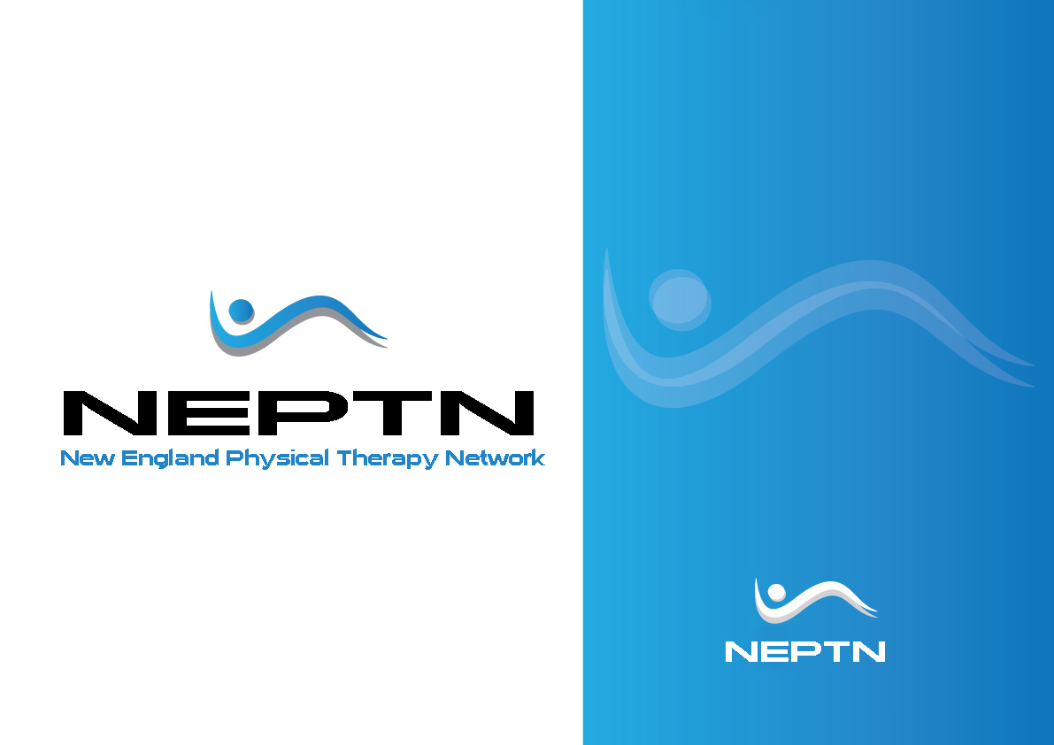 Logo Design by Zemzoumi Radouane - Entry No. 77 in the Logo Design Contest Fun Logo Design for NEPTN - New England Physical Therapy Network.