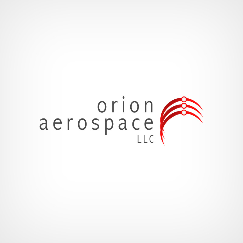 Logo Design by j-neal.com - Entry No. 2 in the Logo Design Contest Orion Aerospace, LLC.
