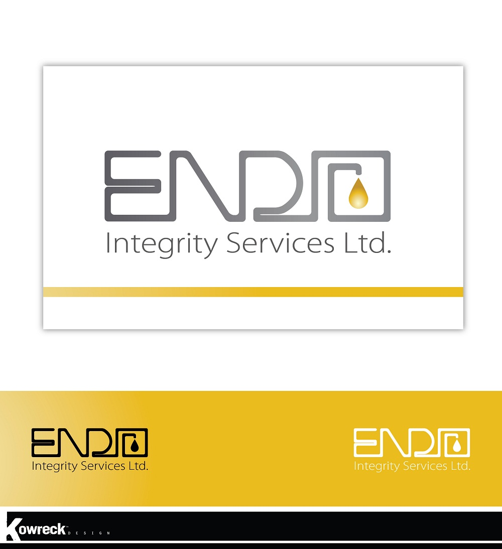 Logo Design by kowreck - Entry No. 7 in the Logo Design Contest New Logo Design for ENDO Integrity Services Ltd..