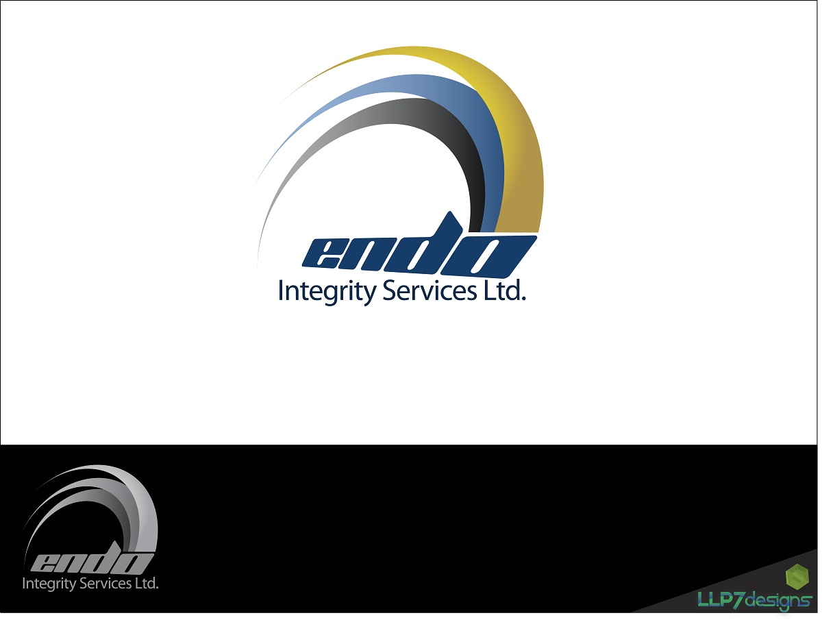 Logo Design by LLP7 - Entry No. 8 in the Logo Design Contest New Logo Design for ENDO Integrity Services Ltd..