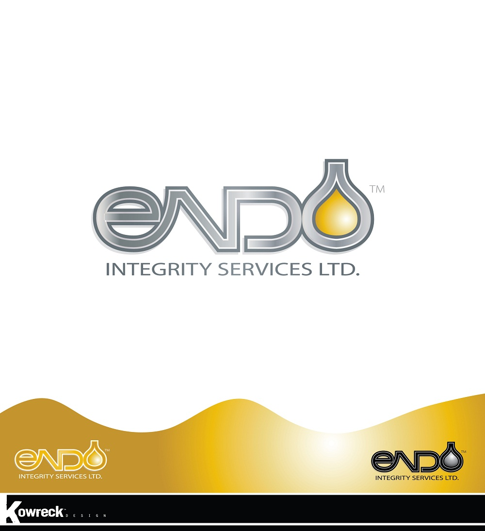 Logo Design by kowreck - Entry No. 9 in the Logo Design Contest New Logo Design for ENDO Integrity Services Ltd..