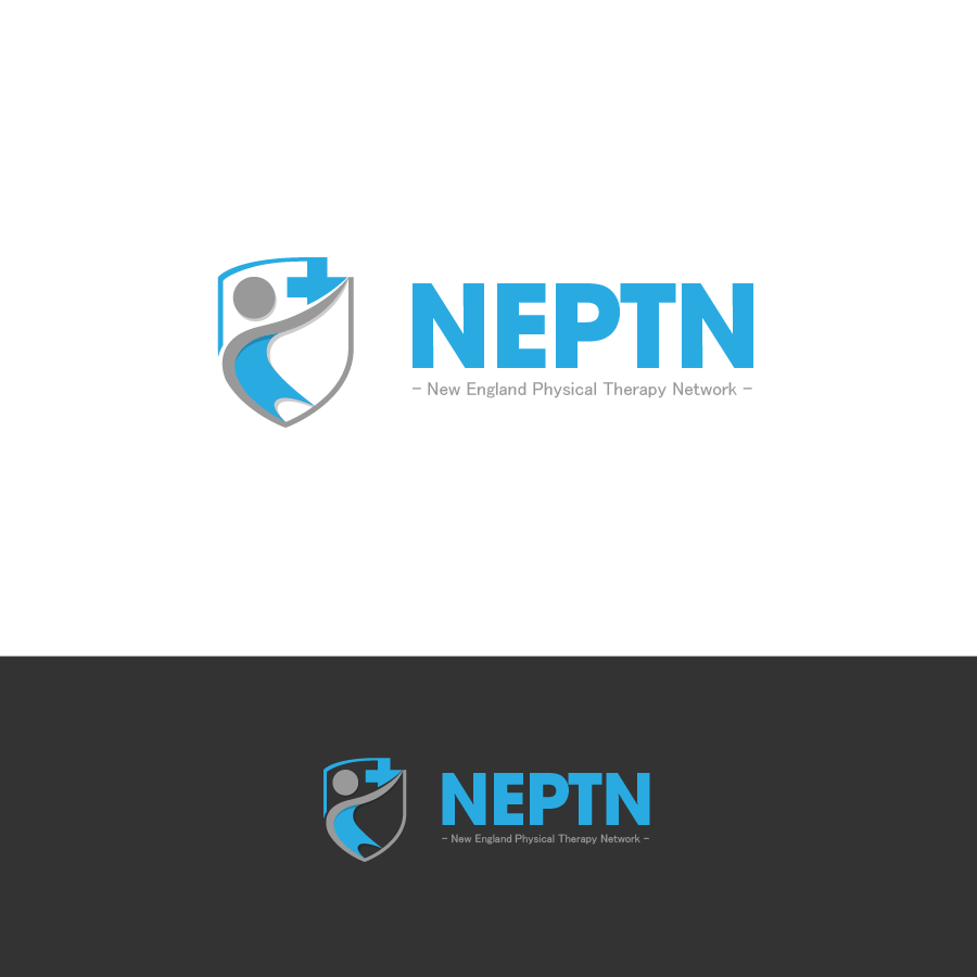 Logo Design by zesthar - Entry No. 95 in the Logo Design Contest Fun Logo Design for NEPTN - New England Physical Therapy Network.