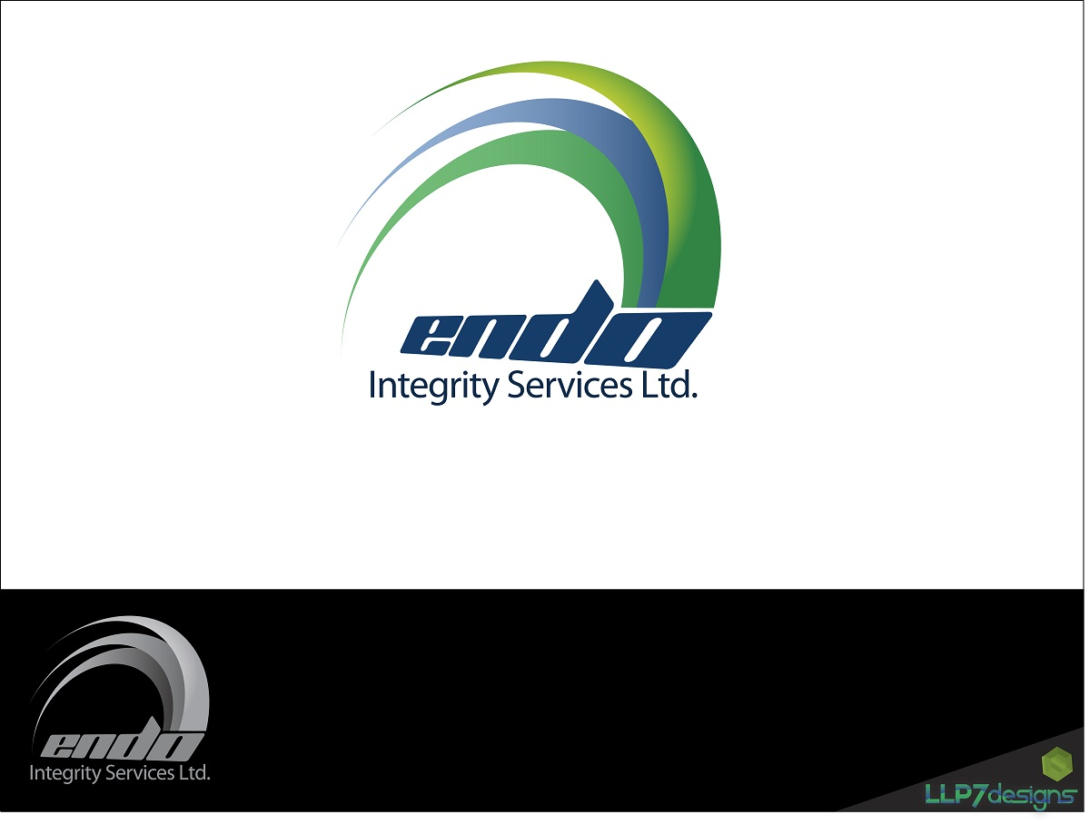 Logo Design by LLP7 - Entry No. 36 in the Logo Design Contest New Logo Design for ENDO Integrity Services Ltd..