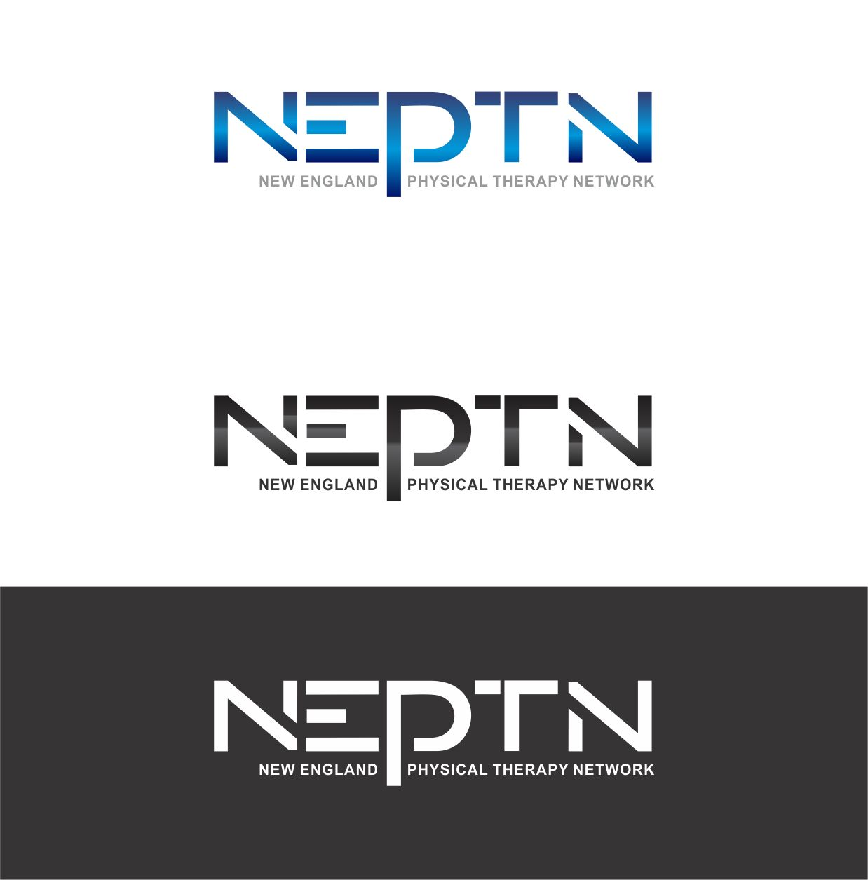 Logo Design by Muhammad Aslam - Entry No. 98 in the Logo Design Contest Fun Logo Design for NEPTN - New England Physical Therapy Network.