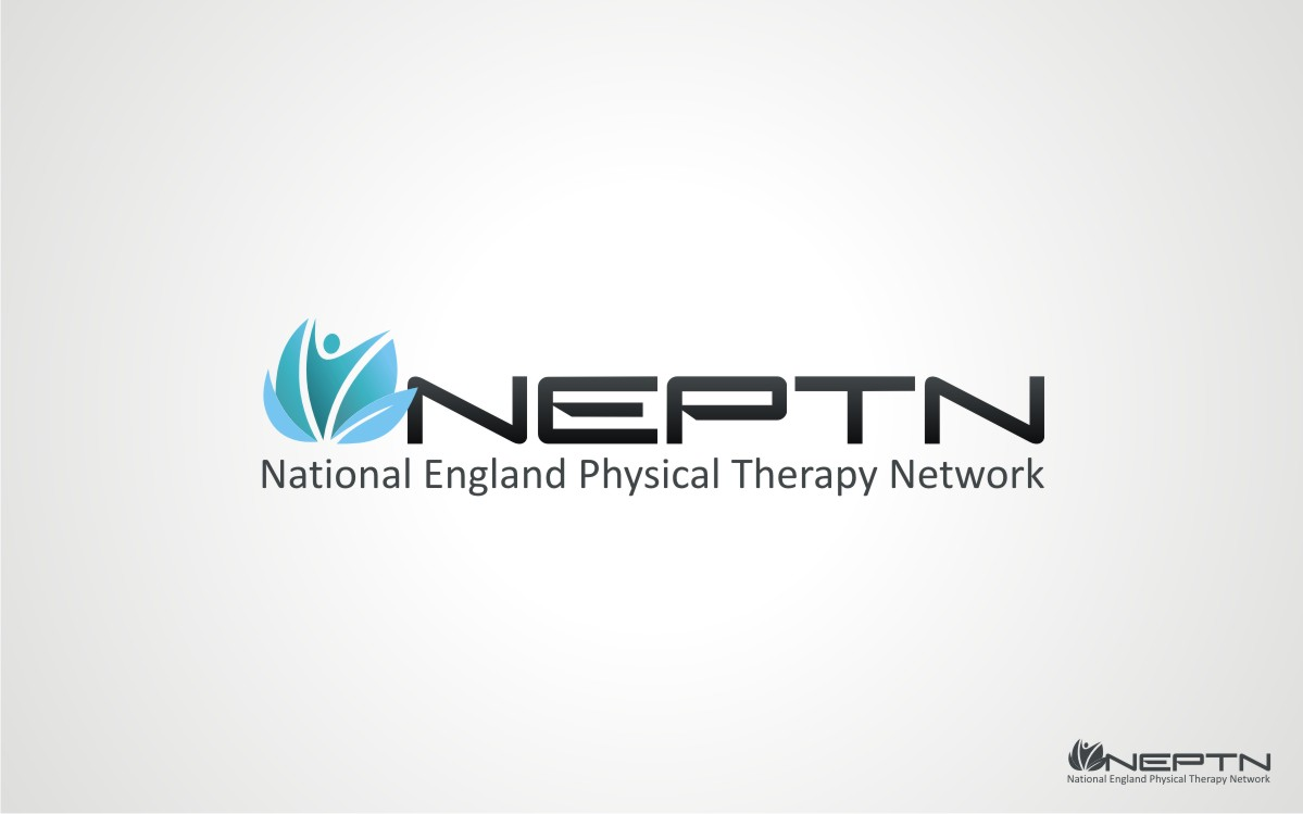 Logo Design by Eric White Origami Associates - Entry No. 108 in the Logo Design Contest Fun Logo Design for NEPTN - New England Physical Therapy Network.