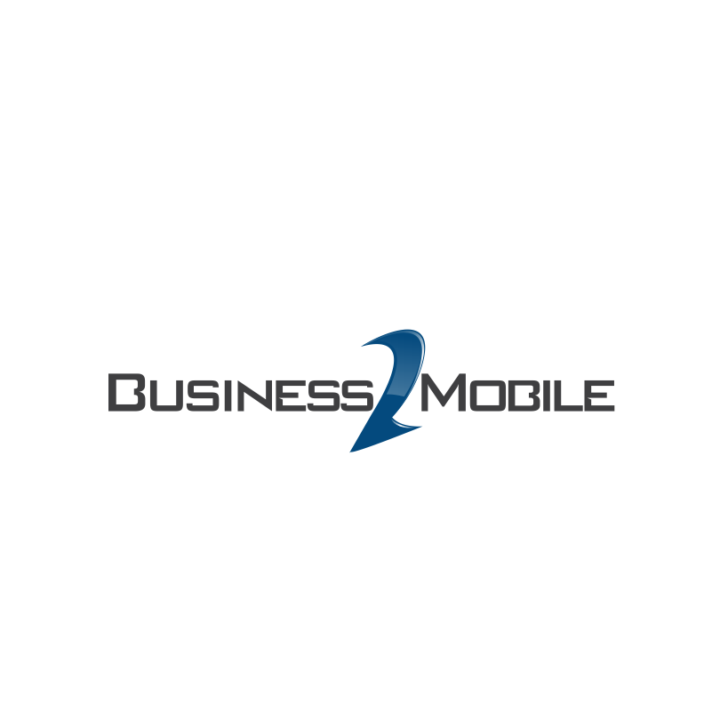 Logo Design by moisesf - Entry No. 29 in the Logo Design Contest Logo Design Needed for Exciting New Company Business2Mobile - B2M.