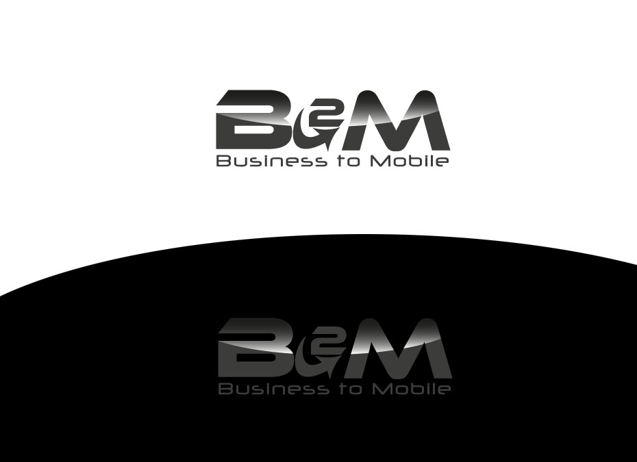 Logo Design by pixdesign - Entry No. 30 in the Logo Design Contest Logo Design Needed for Exciting New Company Business2Mobile - B2M.