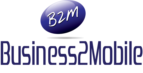 Logo Design by Lefky - Entry No. 38 in the Logo Design Contest Logo Design Needed for Exciting New Company Business2Mobile - B2M.