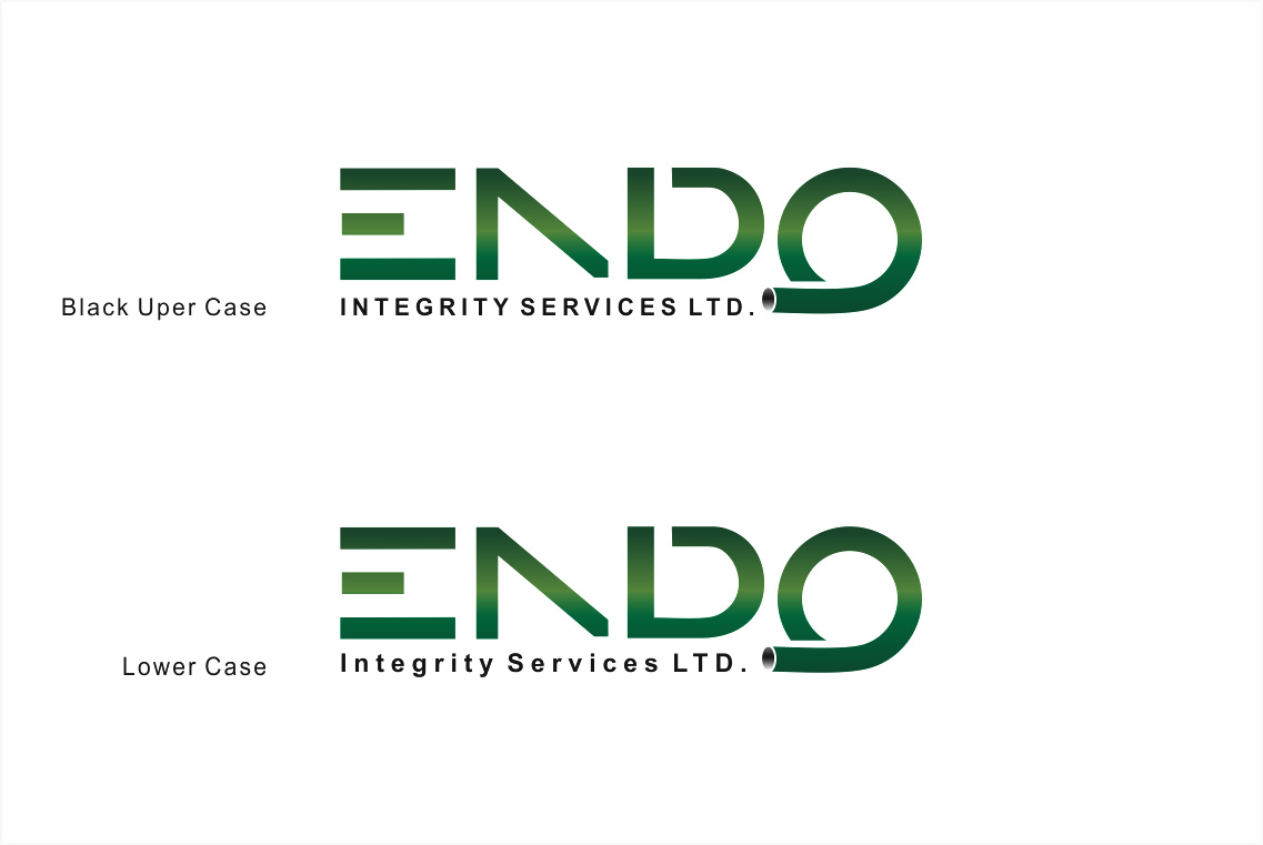 Logo Design by Muhammad Aslam - Entry No. 51 in the Logo Design Contest New Logo Design for ENDO Integrity Services Ltd..