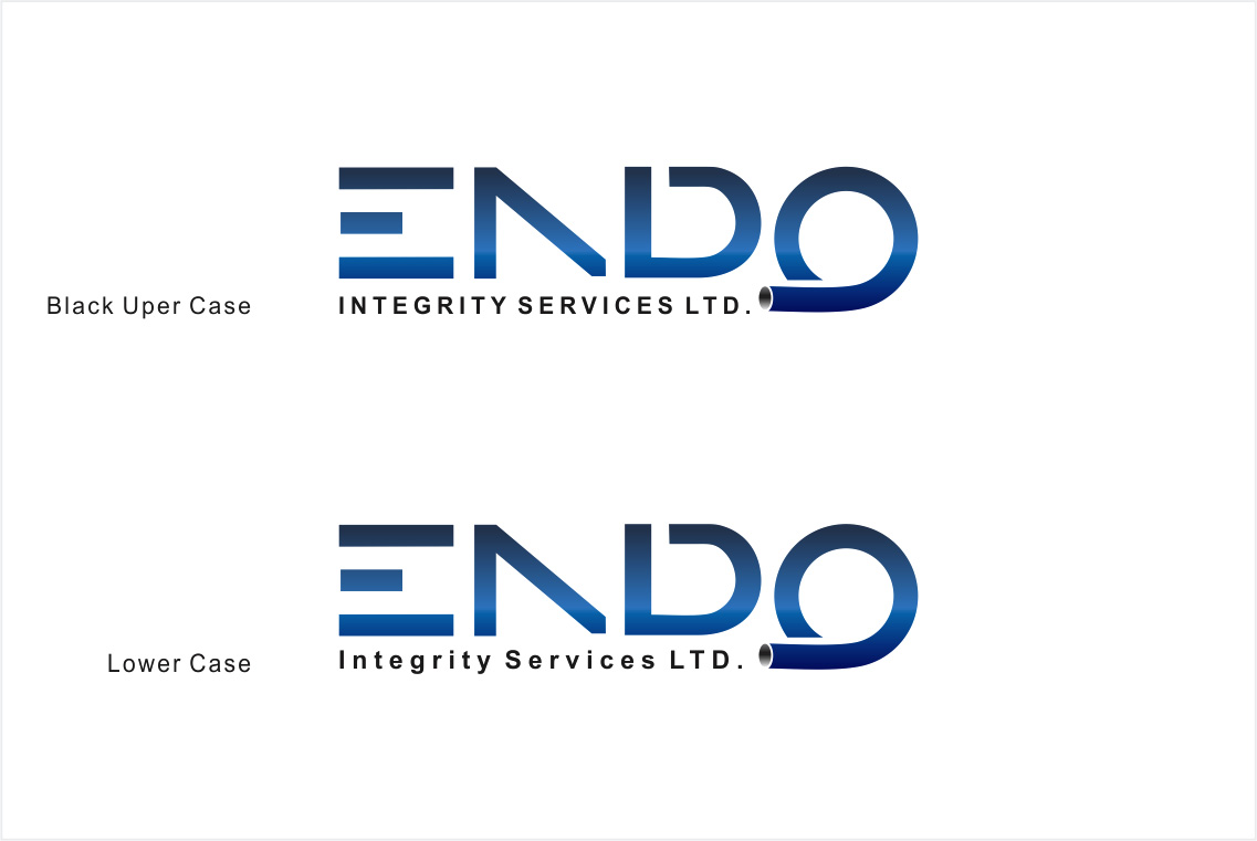 Logo Design by Muhammad Aslam - Entry No. 52 in the Logo Design Contest New Logo Design for ENDO Integrity Services Ltd..