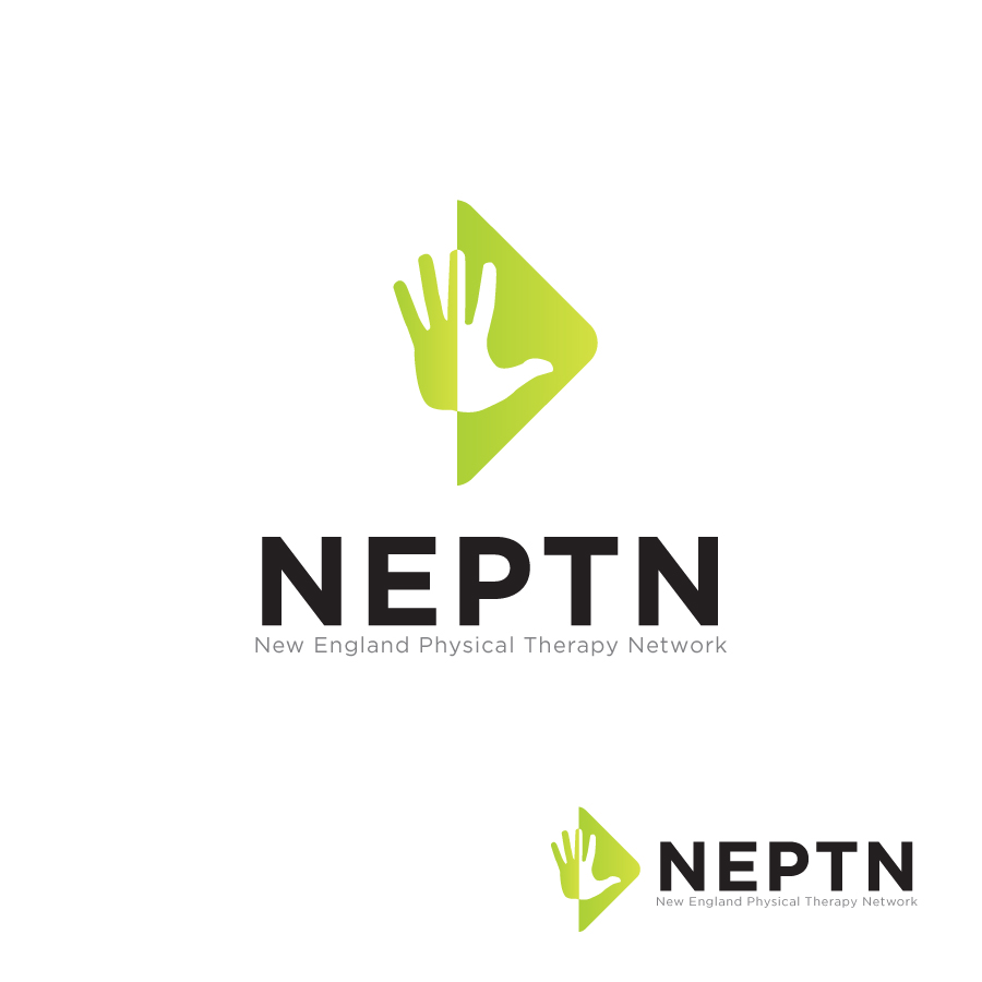 Logo Design by Edward Goodwin - Entry No. 141 in the Logo Design Contest Fun Logo Design for NEPTN - New England Physical Therapy Network.