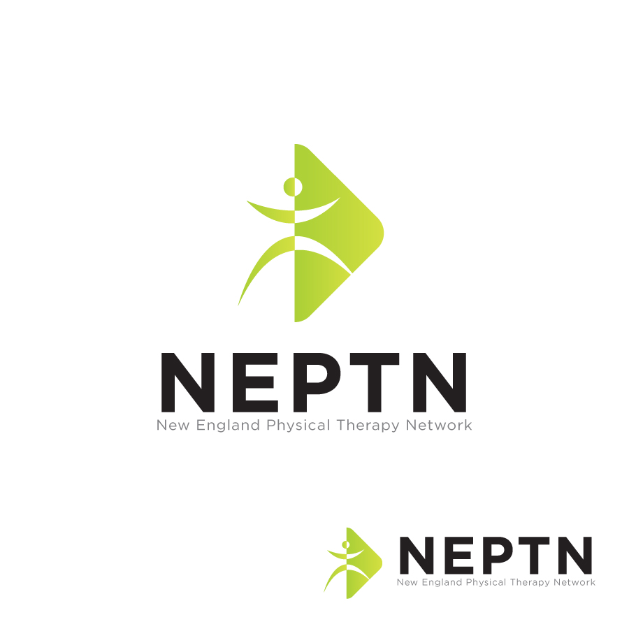 Logo Design by Edward Goodwin - Entry No. 142 in the Logo Design Contest Fun Logo Design for NEPTN - New England Physical Therapy Network.