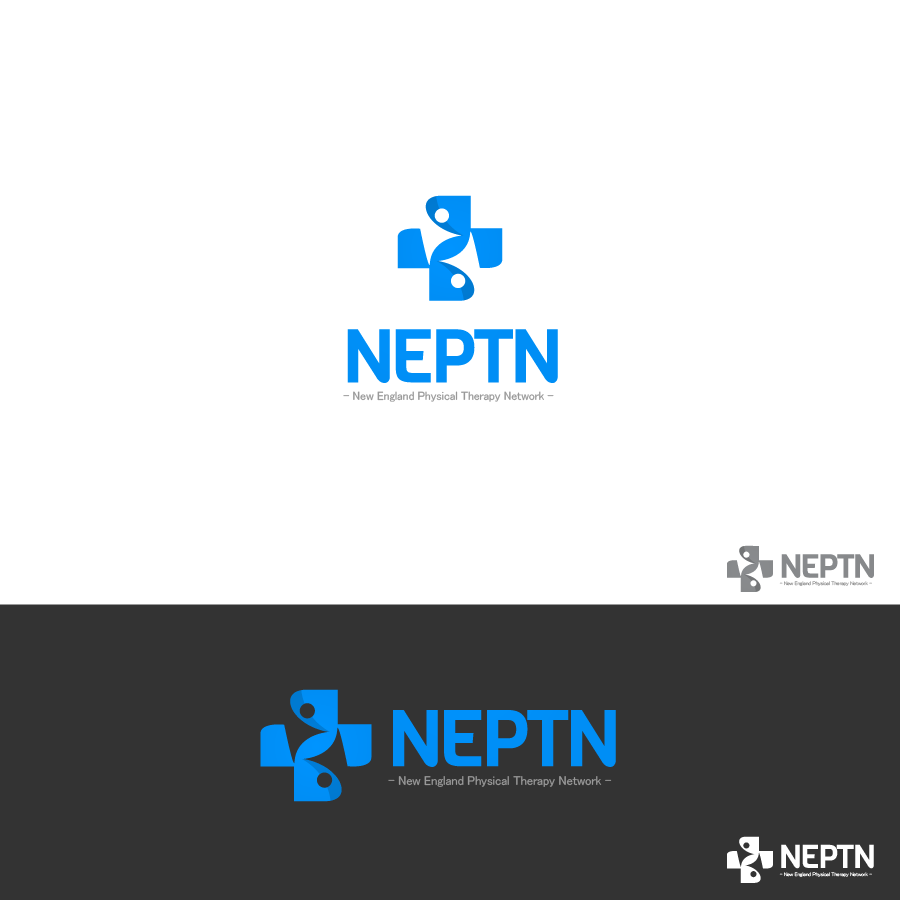 Logo Design by zesthar - Entry No. 143 in the Logo Design Contest Fun Logo Design for NEPTN - New England Physical Therapy Network.