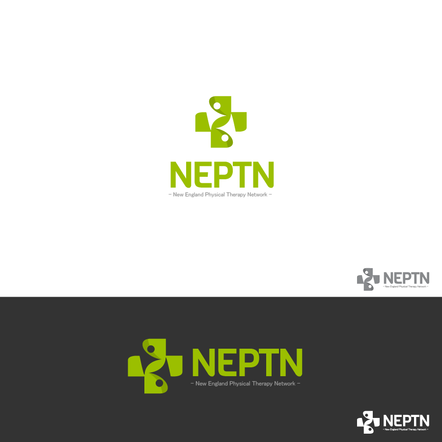 Logo Design by zesthar - Entry No. 144 in the Logo Design Contest Fun Logo Design for NEPTN - New England Physical Therapy Network.