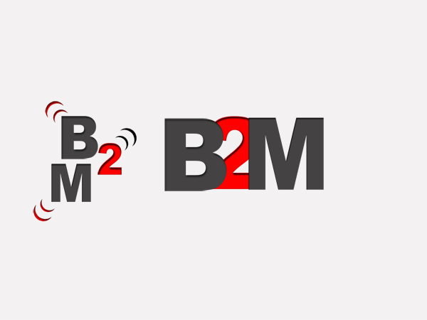 Logo Design by Mythos Designs - Entry No. 51 in the Logo Design Contest Logo Design Needed for Exciting New Company Business2Mobile - B2M.