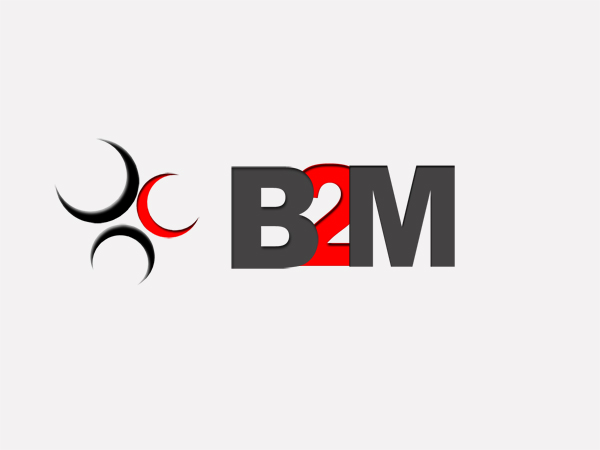 Logo Design by Mythos Designs - Entry No. 52 in the Logo Design Contest Logo Design Needed for Exciting New Company Business2Mobile - B2M.