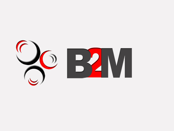 Logo Design by Mythos Designs - Entry No. 53 in the Logo Design Contest Logo Design Needed for Exciting New Company Business2Mobile - B2M.