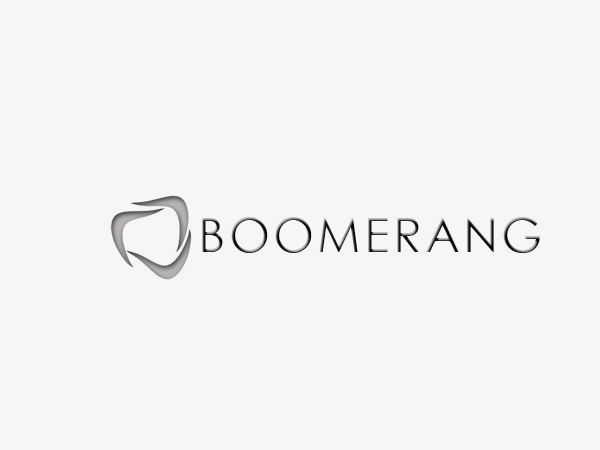 Logo Design by Mythos Designs - Entry No. 5 in the Logo Design Contest Unique Logo Design Wanted for Boomerang Marketing.