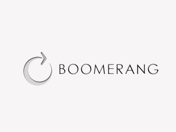 Logo Design by Mythos Designs - Entry No. 6 in the Logo Design Contest Unique Logo Design Wanted for Boomerang Marketing.
