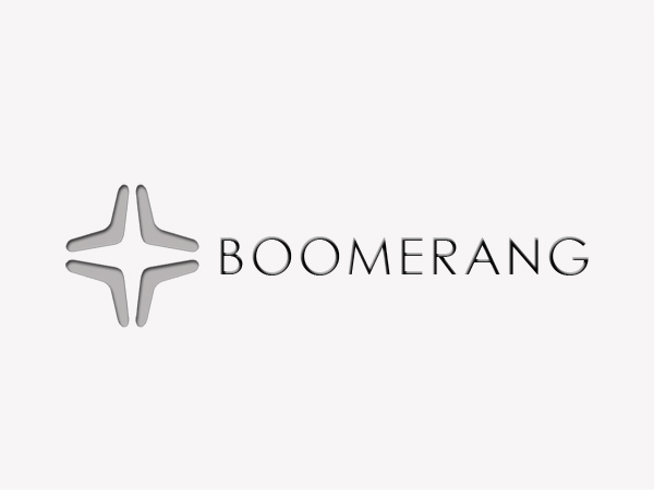 Logo Design by Mythos Designs - Entry No. 7 in the Logo Design Contest Unique Logo Design Wanted for Boomerang Marketing.