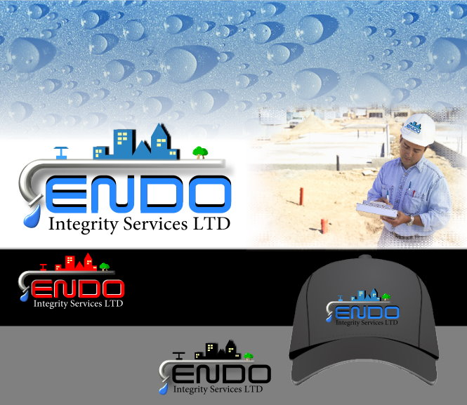 Logo Design by Clifton Gage - Entry No. 60 in the Logo Design Contest New Logo Design for ENDO Integrity Services Ltd..