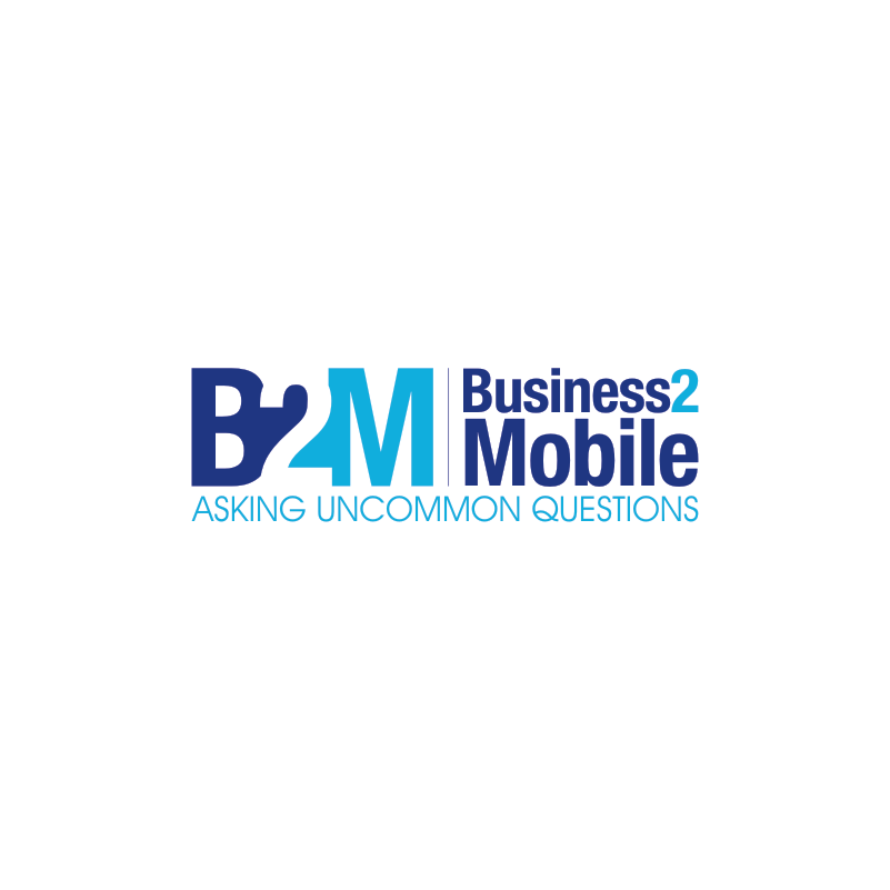 Logo Design by Private User - Entry No. 87 in the Logo Design Contest Logo Design Needed for Exciting New Company Business2Mobile - B2M.