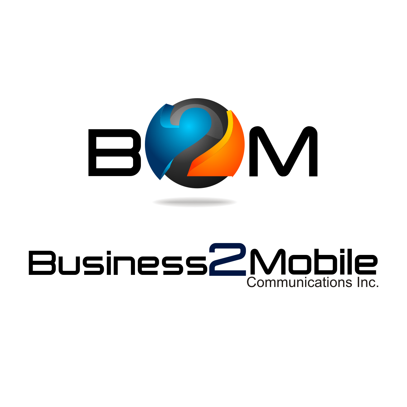 Logo Design by A Rizkiyanto Amir - Entry No. 89 in the Logo Design Contest Logo Design Needed for Exciting New Company Business2Mobile - B2M.