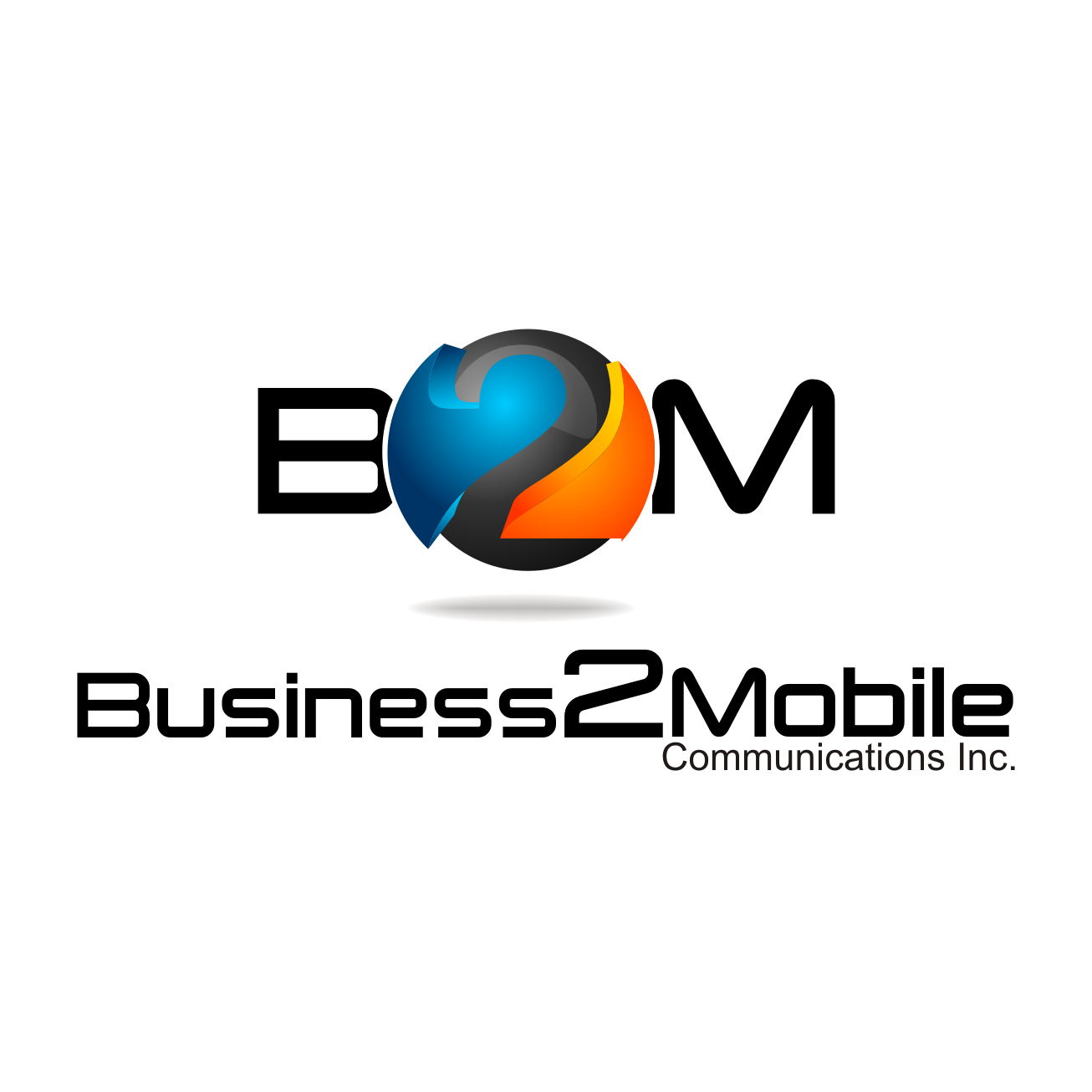 Logo Design by A Rizkiyanto Amir - Entry No. 90 in the Logo Design Contest Logo Design Needed for Exciting New Company Business2Mobile - B2M.