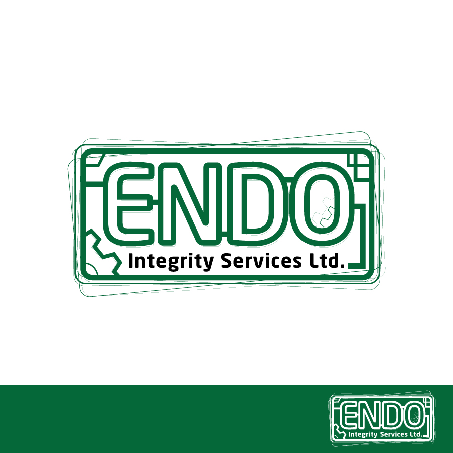 Logo Design by Edward Goodwin - Entry No. 63 in the Logo Design Contest New Logo Design for ENDO Integrity Services Ltd..