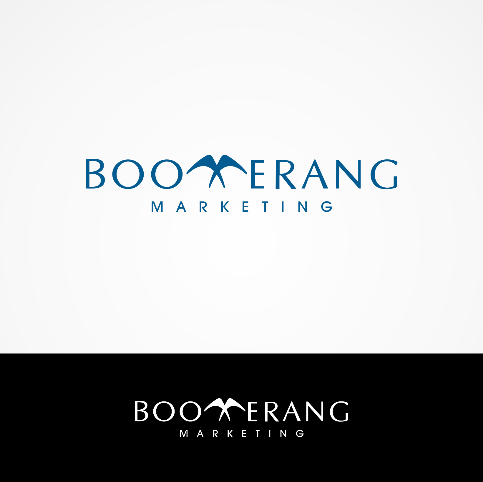 Logo Design by Private User - Entry No. 31 in the Logo Design Contest Unique Logo Design Wanted for Boomerang Marketing.