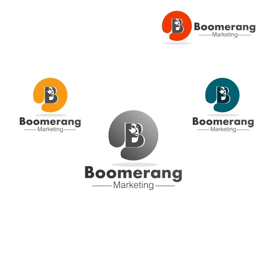 Logo Design by Private User - Entry No. 32 in the Logo Design Contest Unique Logo Design Wanted for Boomerang Marketing.
