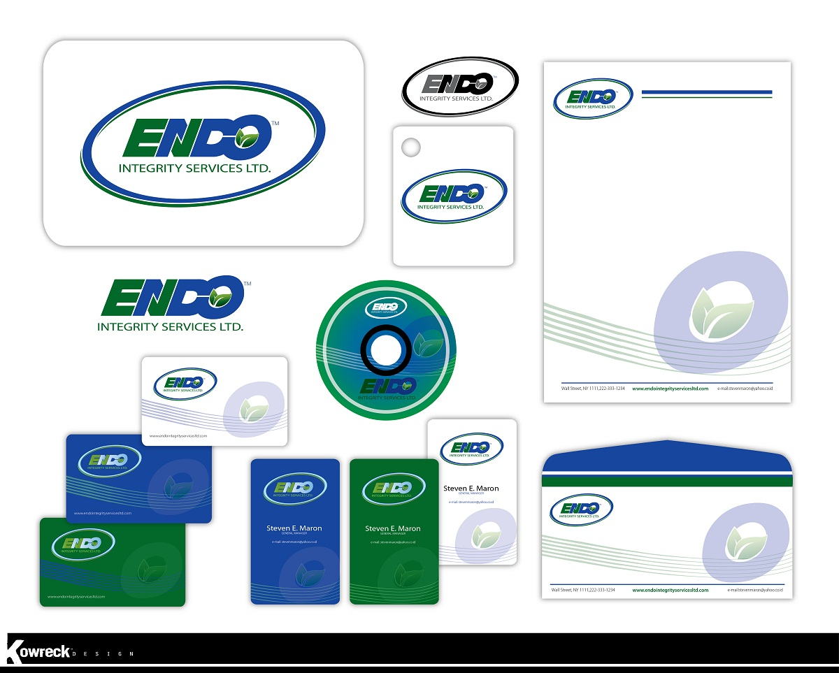 Logo Design by kowreck - Entry No. 64 in the Logo Design Contest New Logo Design for ENDO Integrity Services Ltd..