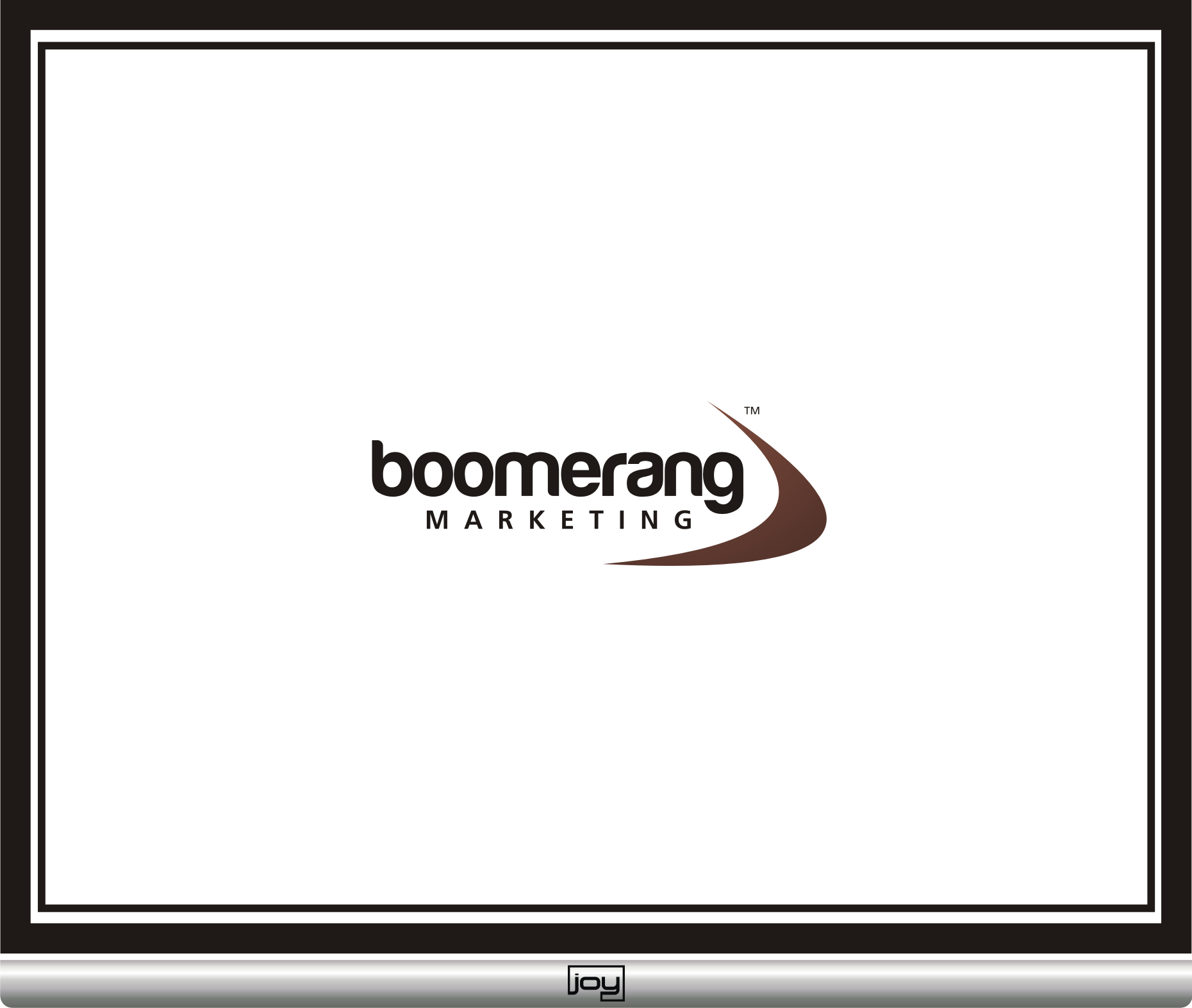 Logo Design by joysetiawan - Entry No. 35 in the Logo Design Contest Unique Logo Design Wanted for Boomerang Marketing.