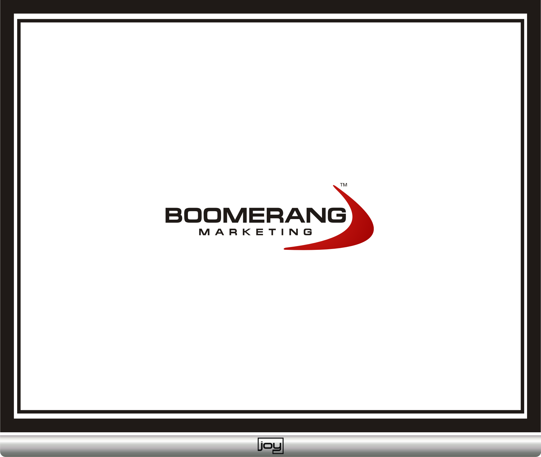 Logo Design by joysetiawan - Entry No. 36 in the Logo Design Contest Unique Logo Design Wanted for Boomerang Marketing.