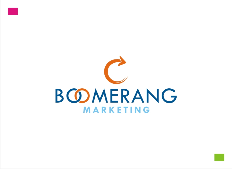 Logo Design by Private User - Entry No. 39 in the Logo Design Contest Unique Logo Design Wanted for Boomerang Marketing.