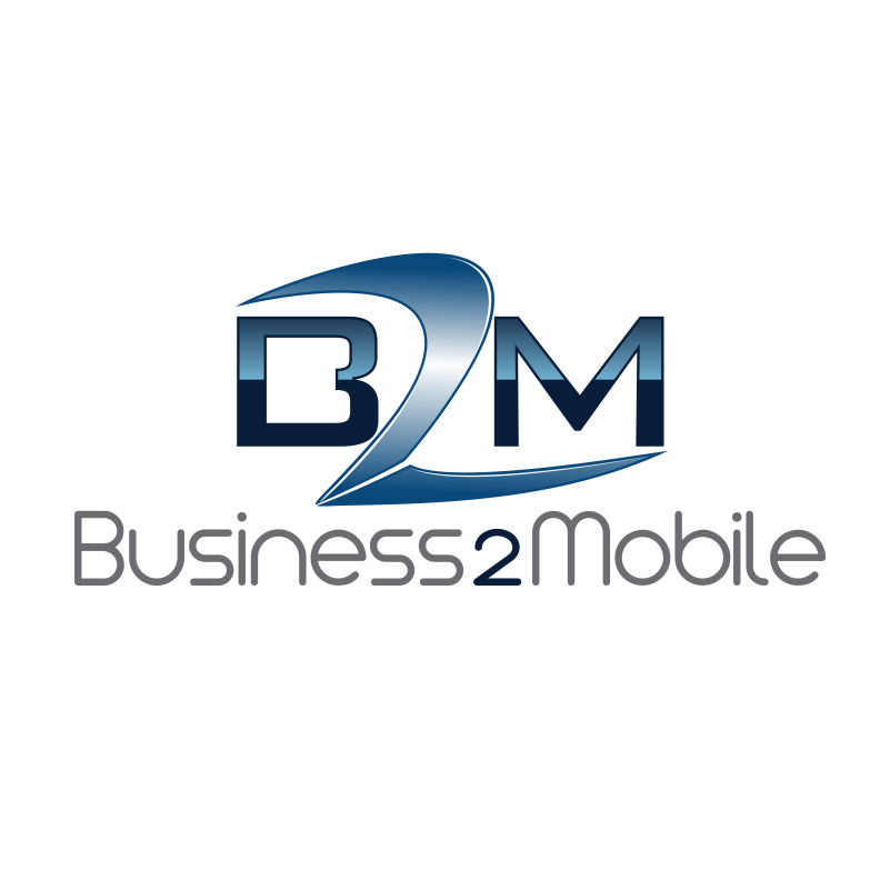 Logo Design by moisesf - Entry No. 107 in the Logo Design Contest Logo Design Needed for Exciting New Company Business2Mobile - B2M.