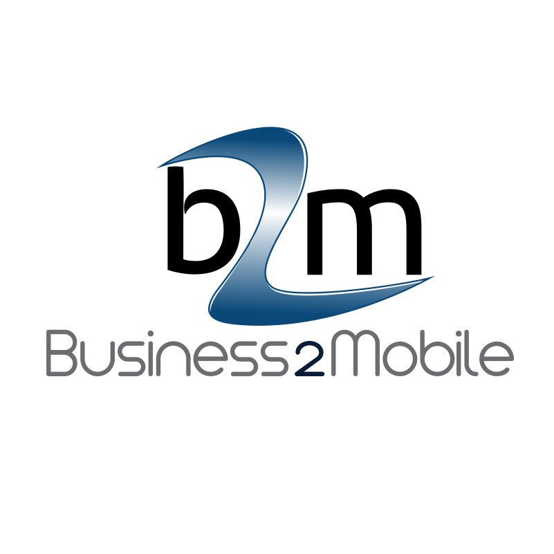 Logo Design by moisesf - Entry No. 108 in the Logo Design Contest Logo Design Needed for Exciting New Company Business2Mobile - B2M.
