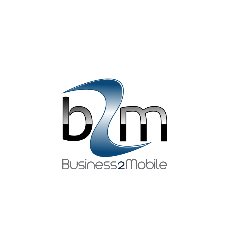 Logo Design by moisesf - Entry No. 109 in the Logo Design Contest Logo Design Needed for Exciting New Company Business2Mobile - B2M.