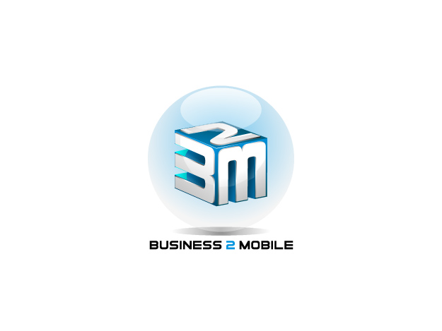 Logo Design by graphicleaf - Entry No. 111 in the Logo Design Contest Logo Design Needed for Exciting New Company Business2Mobile - B2M.