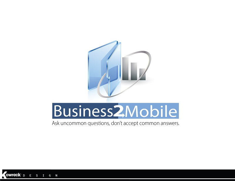 Logo Design by kowreck - Entry No. 113 in the Logo Design Contest Logo Design Needed for Exciting New Company Business2Mobile - B2M.