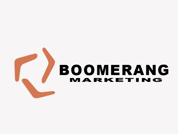 Logo Design by Mythos Designs - Entry No. 51 in the Logo Design Contest Unique Logo Design Wanted for Boomerang Marketing.