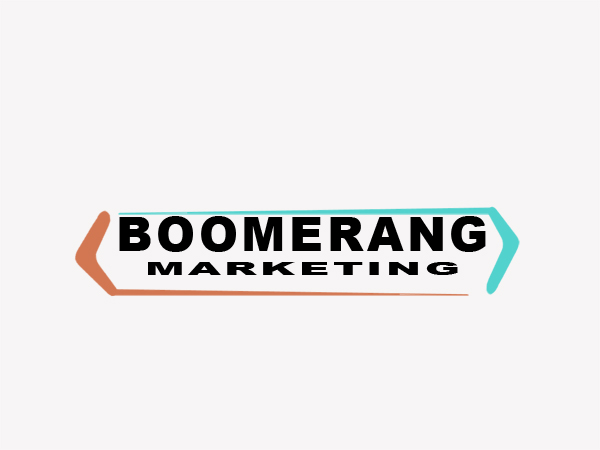 Logo Design by Mythos Designs - Entry No. 63 in the Logo Design Contest Unique Logo Design Wanted for Boomerang Marketing.