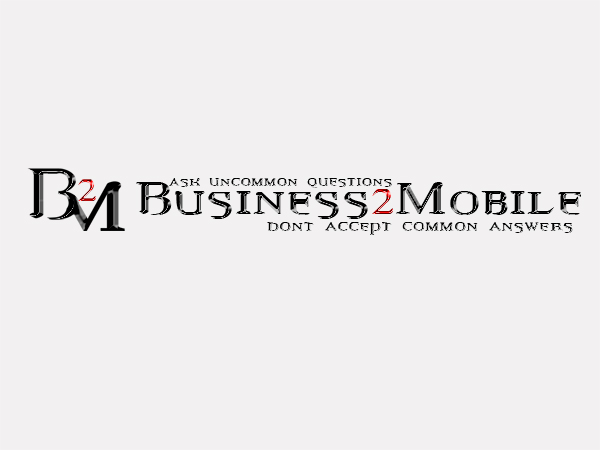 Logo Design by Mythos Designs - Entry No. 116 in the Logo Design Contest Logo Design Needed for Exciting New Company Business2Mobile - B2M.