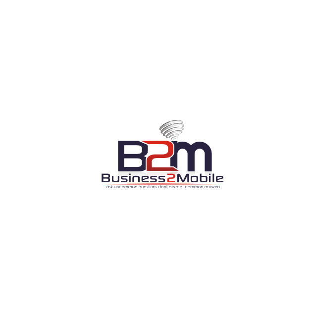 Logo Design by Think - Entry No. 119 in the Logo Design Contest Logo Design Needed for Exciting New Company Business2Mobile - B2M.
