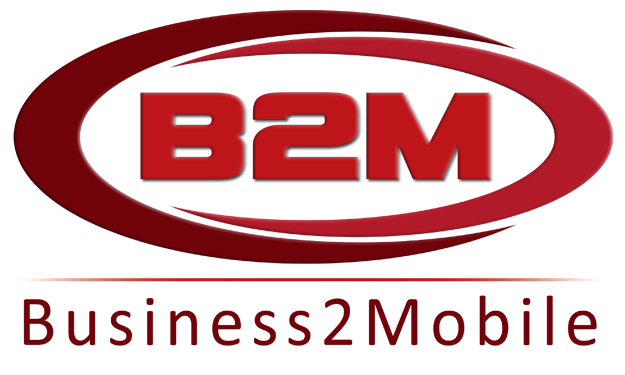 Logo Design by Lefky - Entry No. 120 in the Logo Design Contest Logo Design Needed for Exciting New Company Business2Mobile - B2M.